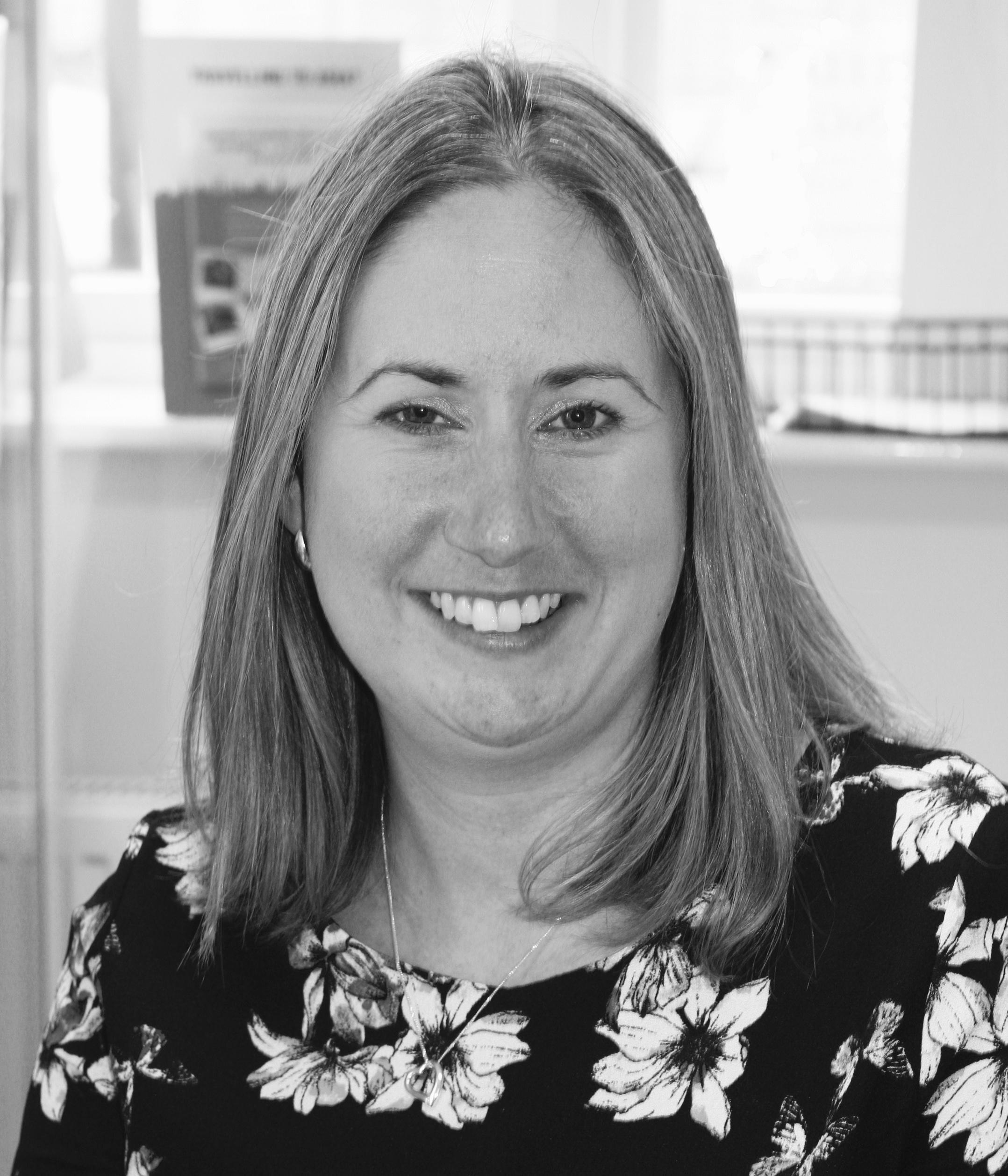 Dr Deborah McCarthy